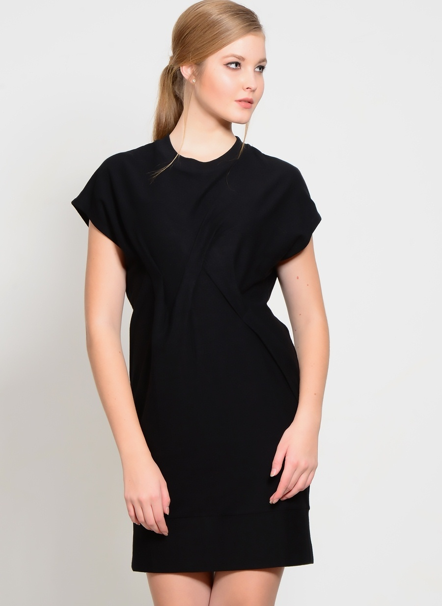 Kadın Foxiedox Kısa Kollu Elbise